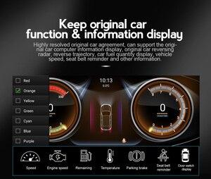 Image 2 - MEKEDE 4G LTE جديد 1920x720 HD أندرويد 10 8 Core 4 + 64G مشغل أسطوانات للسيارة راديو مشغل وسائط متعددة لتحديد المواقع والملاحة لأودي Q5 2009 2017