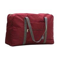 Große-Kapazität Tragbare Reisetasche Folding Reisetaschen Wasserdichte Tasche Große Kapazität Hand Gepäck Business Reise Reisen Taschen