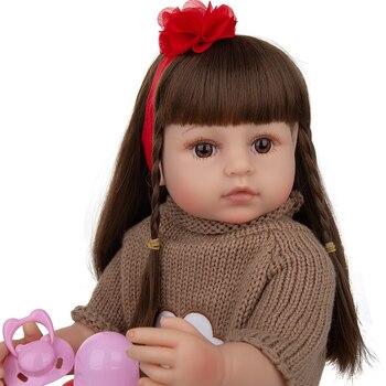 Кукла-младенец KEIUMI 22D104-C592-H55-S34-H162 3