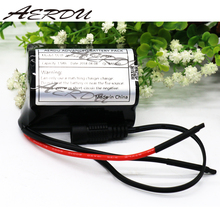 AERDU 5S1P 15C 1500mah 18V 21V High rate Rechargeable lithium ion 18650 battery pack For power tools