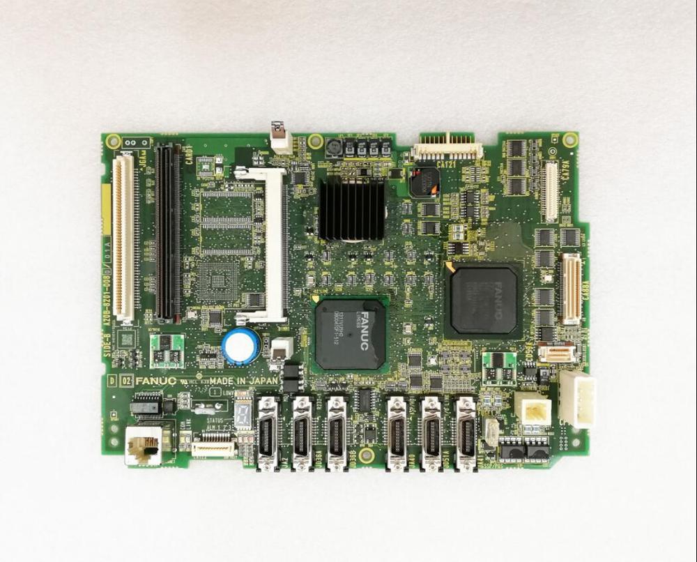 FANUC A20B-8201-0080 circuits imprimés carte mère carte mère