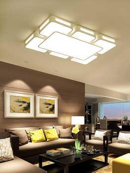 Modern LED Ceiling Lights luminaria led teto Modern Colorful Ceiling lamp for living room kids room aisle Home Light Fixtures..