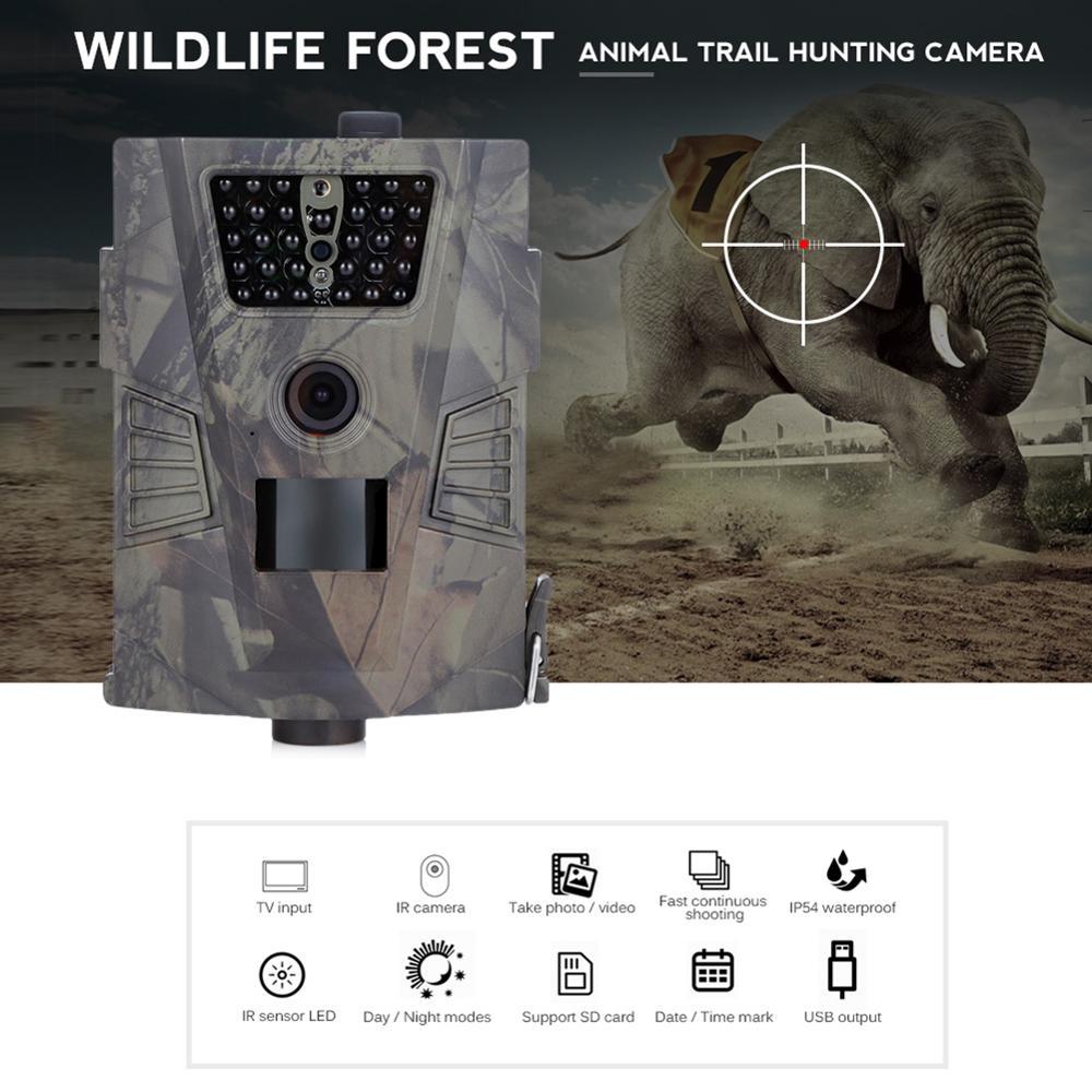 Suntek HT-001 Hunting Trail Camera 940nm Wild Camera GPRS IP54 Night Vision Wildlife Hunter Photo Traps Camera Cam