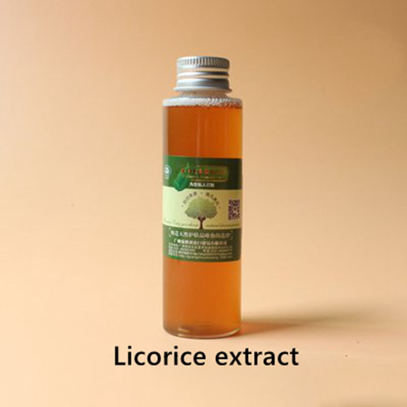 Licorice Extract Inhibits Melanin Production And Increases Skin Transparency And Immunity