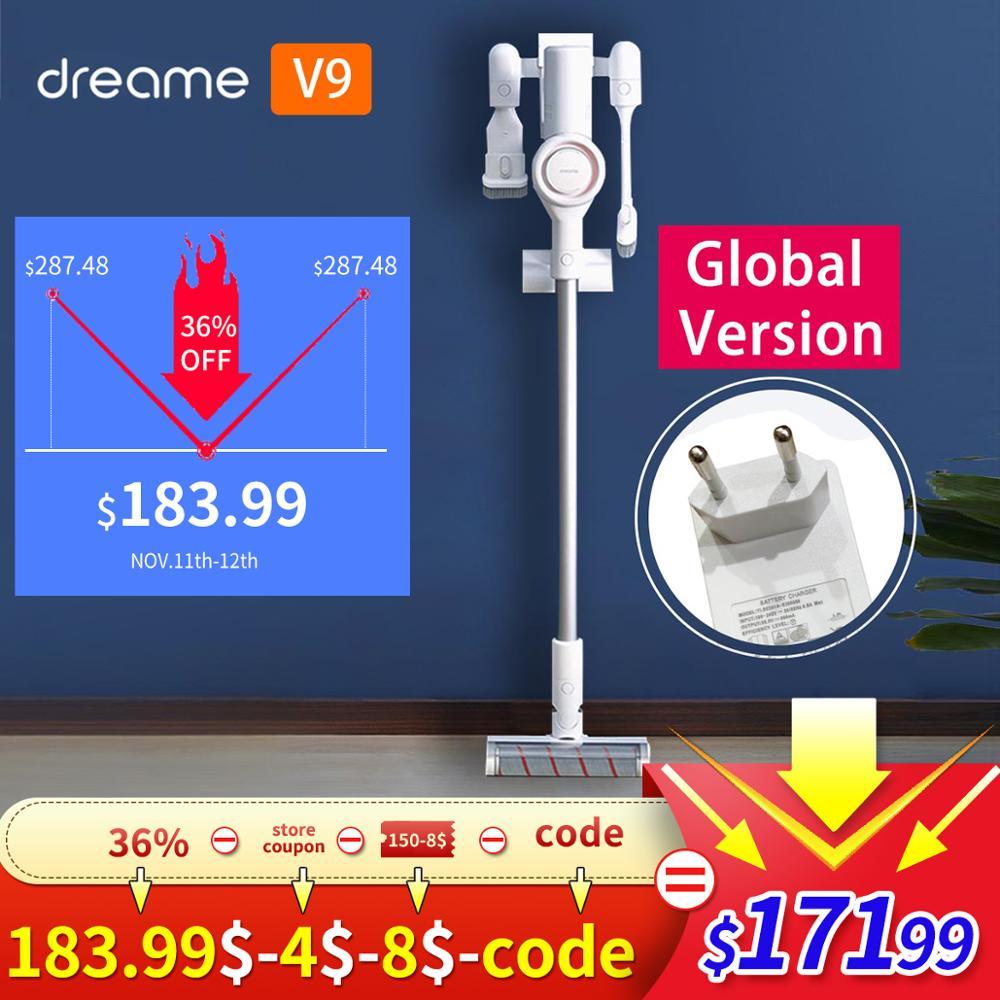 Odkurzacz Dreame V9 z Polski za $161.99 / ~659zł