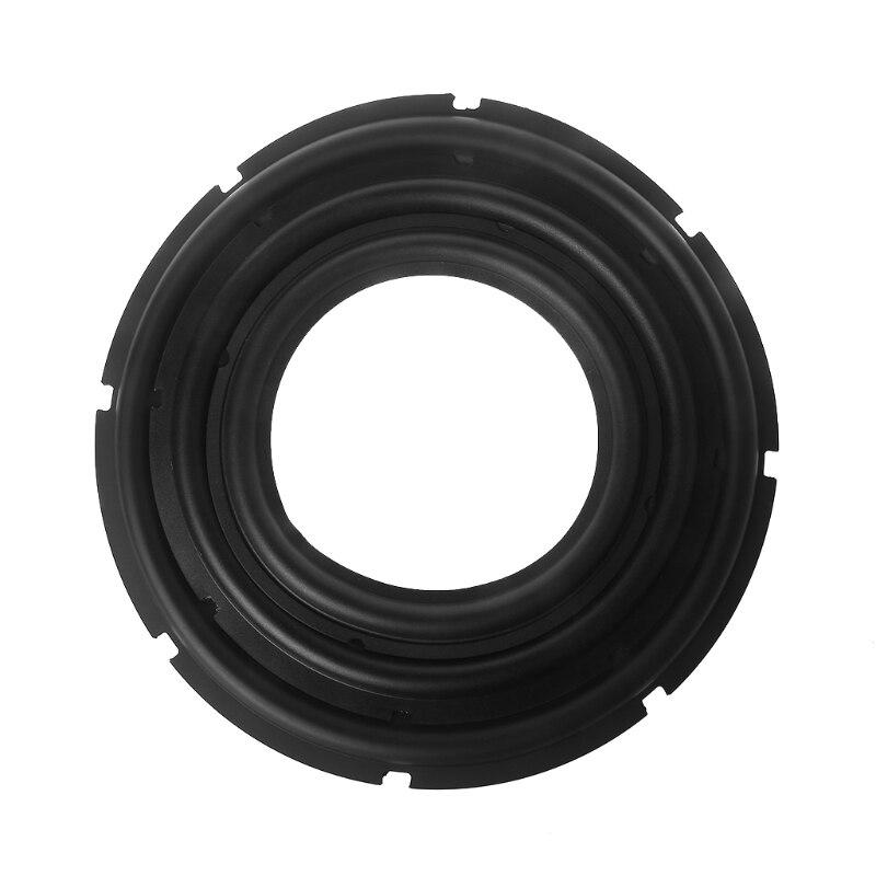 8/10/12 Inch Subwoofer Speaker Surround Foam Folding Edge Sound Repair Accessory DXAC