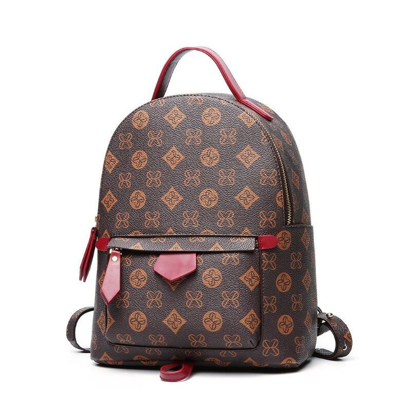 Image 5 - MAHEU Fashion Backpack Luxury Brand Designer Female Backpack  Ladies Girsl Travel Bag Daypack Of Woman Mini BackpackBackpacks   -