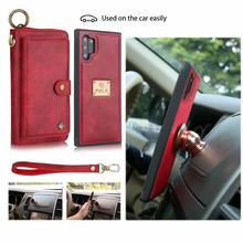 Wallet phone case for iphone xr High-end multi-function case for iphone6 6s 7 8 7/8 plus x xs x max xr Support car Business case цена и фото