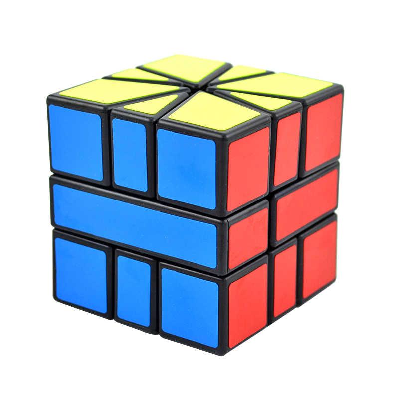 3d Magic Cube Puzzle Labyrinth Magique Dekompression Block Cube Unendlichkeit X3 Spiegel Cube Cubo Magico Labyrinth Pädagogisches Spielzeug EE5MF