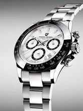 PAGANI DESIGN – montre à Quartz pour hommes, marque de luxe, chronographe VK63, nouvelle collection 2020