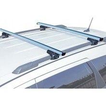 Rack bars compatible for AUDI A4 AVANT (2001-2003) elegant and aerodynamic aluminum car roof included