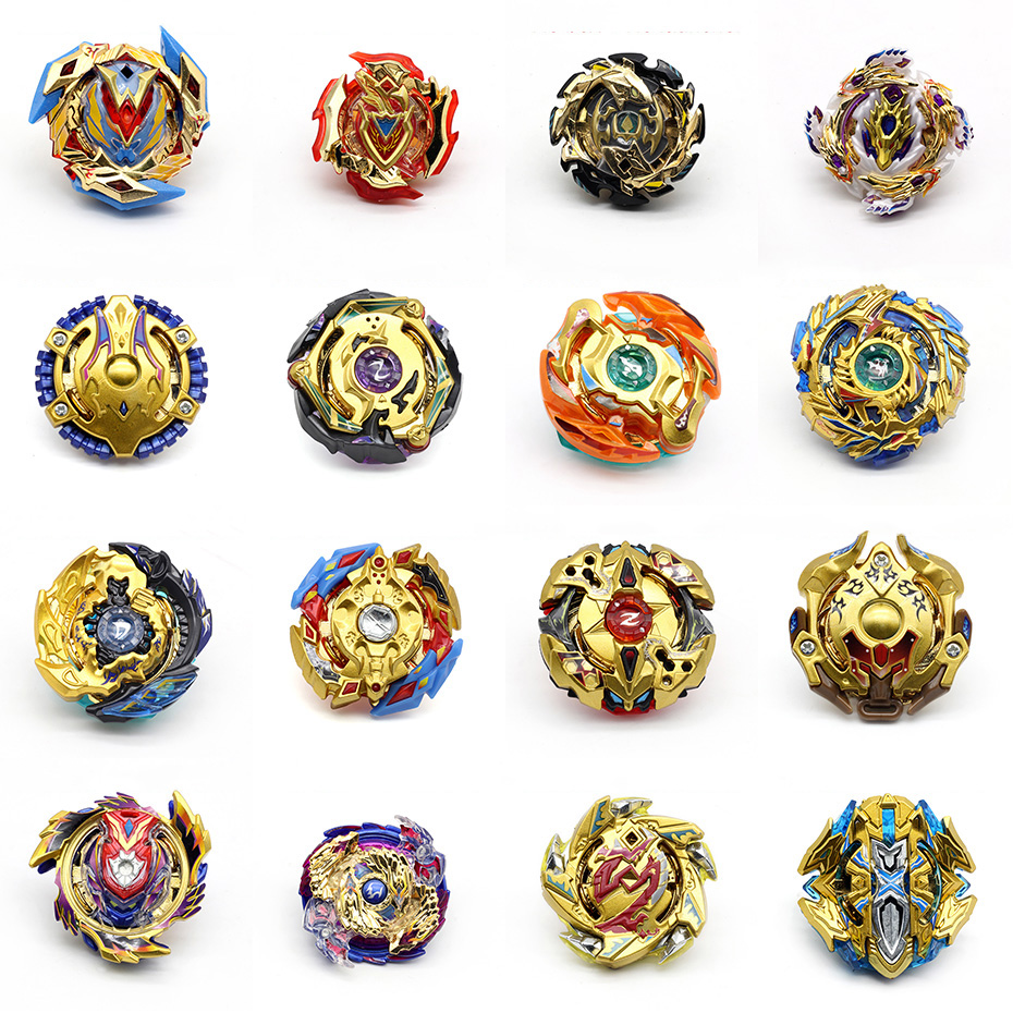 Beyblade Burst Of BeyBlade Blades Metal Fusion Bayblade With High Performance Pitcher Fighting Toy Without Launcher