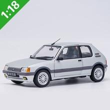 1:18 Alta Meticolosa 1991 PEUGEOT 205 GTI Lega Modello di Auto Statico In Metallo Veicoli di Modello Con La Scatola Originale