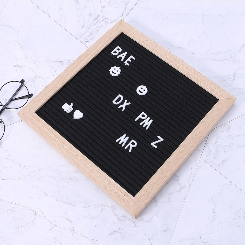 Hot Sale 3252 Tablica Korkowa Characters Felt Letter Board 340 Piece Numbers Changeable Letter Board Pin Board Dry Erase Board Cork Board Cicig Co
