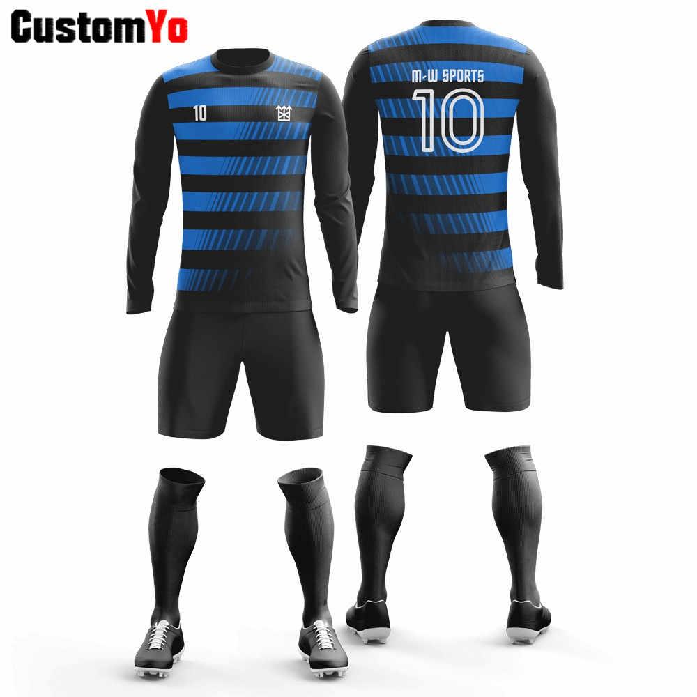 Top Quality Breathable Shirts Make Your Design Custom Football Kits Digital Print Soccer Jerseys Soccer Sets Aliexpress