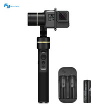 Feiyu G5 3-Axis Handheld Gimbal for GoPro HERO5 HERO4 HERO3 Action Camera Stabilizer for Yi Cam 4K for AEE for SONY RXO(China)