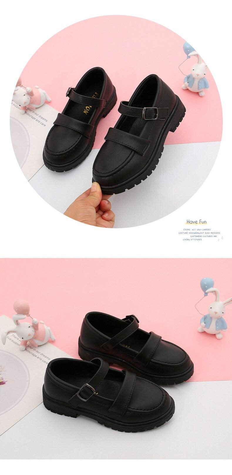 Sapatos infantis de luxo 2020 meninas outono