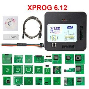 Image 4 - New XPROG V6.12 X PROG Box Xprog ECU Programmer Tool XProg ELDB V6.12 XPROG 6.12 XPROG M V6.12