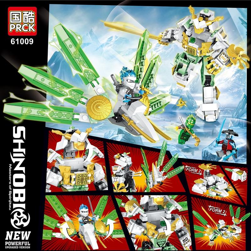 Ninjago Lloyd S Titan Mech 70676 316 Pcs Building Blocks Bricks With Instruction Vieted Org Vn