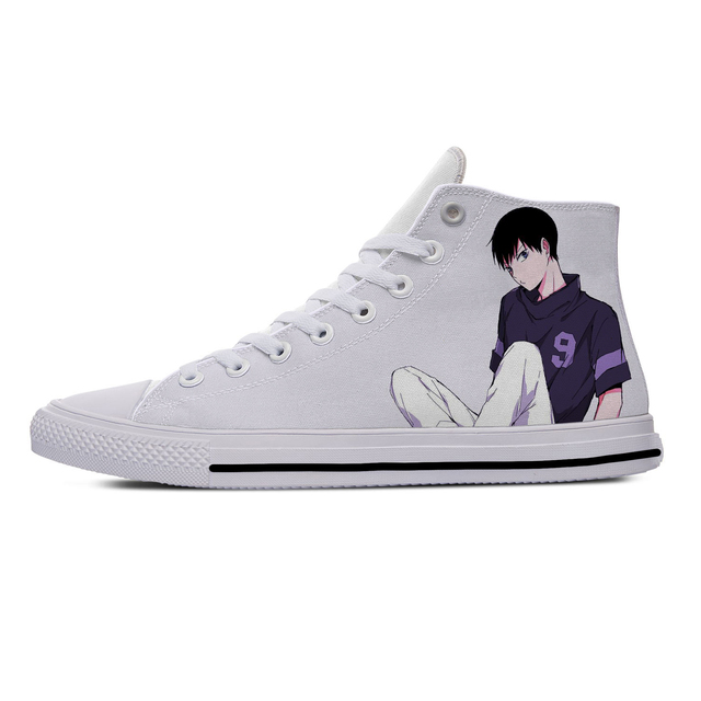TOBIO KAGEYAMA THEMED HIGH TOP SHOES (11 VARIAN)