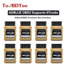 Эмулятор adblueobd2 прибор прост в установке разъем и привод готов для AdBlue OBD2 прибор для Volvo/ДАФ/бенз/Рено/Скания/Ман/Ивеко