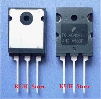 Original 100% NEW FGL40N120 AND FGL40N120AND FGL40N120ANDTU TO-264 50PCS/LOT