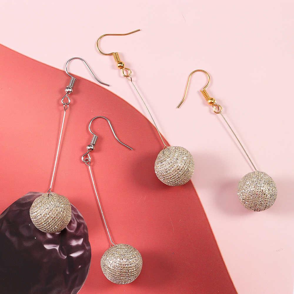 50 Pcs 15 20 25 30 35 40 Mm Stainless Steel Double Mata Pin Anting-Anting Telinga Connecting Rod DIY Perhiasan pin Membuat Kerajinan Perlengkapan