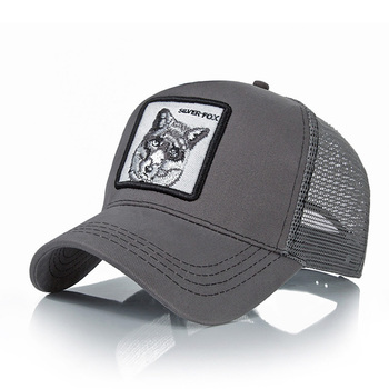 Evrfelan Animals Caps Women Men baseball cap Fashion Mesh Breathable Baseball Cap Unisex Snapback Cap Dad Hat Summer Adjustable