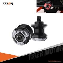 Per Aprilia Tuono 125 1000R V4R RSV1000 RS 50 125 accessori moto bobine forcellone viti del supporto del cursore