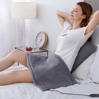 Heating Pad with Fast Heating Level 3 Temperature Setting - Multi-Function Far-Heating Physiotherapy Electric Heating Knee Pads