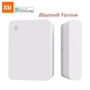Image 1 - Xiaomi เซ็นเซอร์ประตูหน้าต่างขนาดกระเป๋า Xiaomi Smart Home ชุดปลุกทำงานร่วมกับ GATEWAY Mijia Mi Home APP