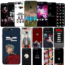 BIG BANG suave TPU funda para Huawei Honor 20 9X Pro P Smart Plus Z Mate 30 Lite ver 20 Nova 5i cubierta(China)