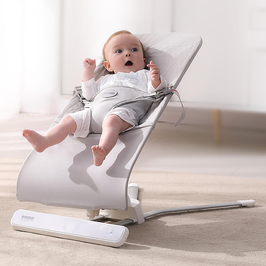 Youpin  Multifunctional Baby Sleeping Basket Salincak Newborn Baby Swing Bouncer Rocking Chair Automatic Cradle Bebek Salincak