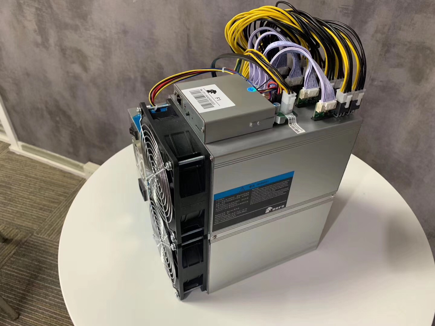 LUCBIT btc miner SHA-256 brand new love core A1 miner aixin A1 25T btc miner with psu 1