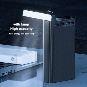Image 2 - HOCO 30000mAh Power bank 18W USB Type C External Batteries QC3.0 PD Two way Fast Charging Powerbank LED Display Mobile Charger