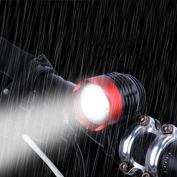 3000 Lumen XML T6 USB Interface LED Bike Bicycle Light Headlamp Headlight 3Mode Flashlight Lantern