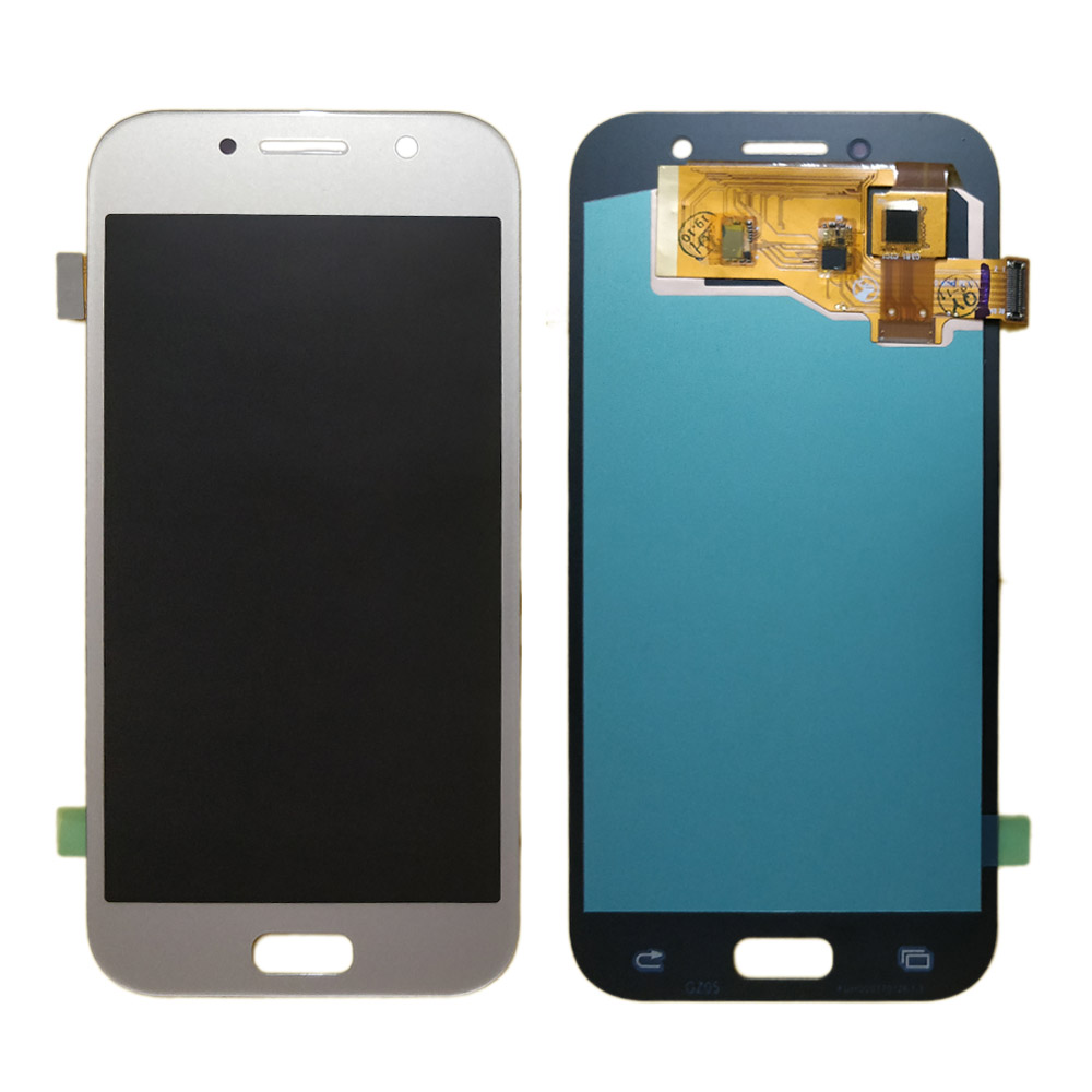 A520 LCD for <font><b>Samsung</b></font> Galaxy A5 2017 A520 <font><b>A520F</b></font> A520K A520S LCD <font><b>Display</b></font> Touch Screen Digitizer Assembly A5200 LCD Glass Panel image