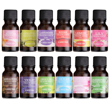 10ML Car Air Freshener Car Aromatherapy Essential Oils Natural Pure Organic Air Freshening Fragrance Water-soluble Auto Products