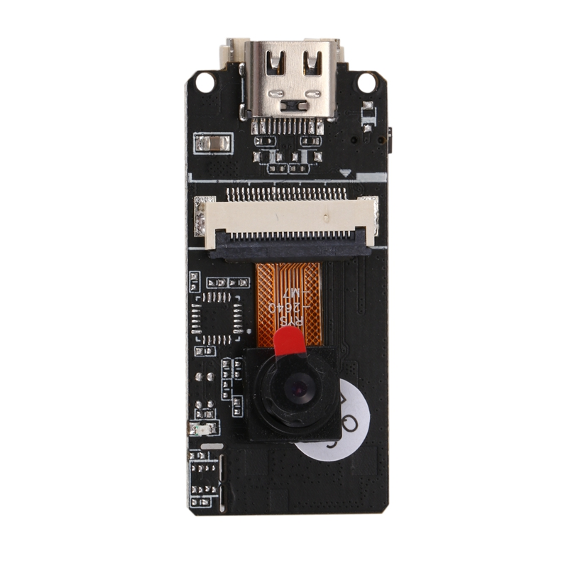 M5Stack ESP32 Camera Module, OV2640 2 Mega Pixels Camera 1632 1232 UXGA, With Type C Port And 3D WiFi Antenna, Mini Camera Board