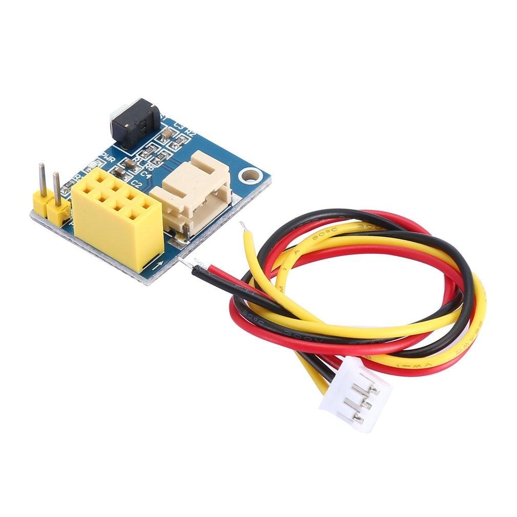 ESP8266 ESP-01 ESP-01S WS2812 RGB LED Light Controller Module for IDE WS2812 Light Ring Smart Electronic DIY