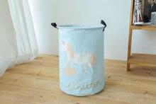Picnic Basket Stand Laundry Toy Storage Box Super Large BagClothing Bucket Cotton Holder Organizer