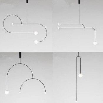 luminaire suspendu pendant lights glass Home Decoration E27 Light Fixture living room bedroom hanging ceiling lamps hanglamp