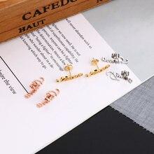 2020 lateefah серьги гвоздики с буквами на заказ ювелирные изделия