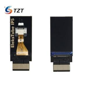 Image 5 - TZT EleksTube IPS RGB Nixie أنبوب ساعة توهج أنبوب ساعة مخصصة الطلب أنماط الإبداعية ديكور الهدايا