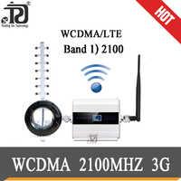 2100 (LTE bande 1) WCDMA UMTS 3G amplificateur de Signal Mobile 4g amplificateur de signal 3G (HSPA) WCDMA 2100MHz 3g amplificateur cellulaire de signal