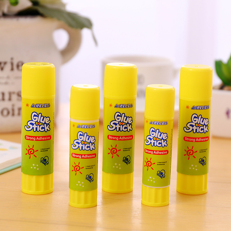 South Korea Stationery Large Small Solid Glue Stick Learning Office Supplies Primary School STUDENT'S Handmade DIY Solid Glue
