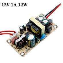 Transformateur déclairage 12 V pour LED, transformateur déclairage 12 V, dc 12 V à 24V 180 240V, 32V, 1A, 2a, lumière 12W, 24W, 36W