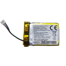 3.7V 400mAh 1.5wh Lithium Ion Battery 361-00069-00 Is Suitable For Garmin VARIA RDU Replacement Battery