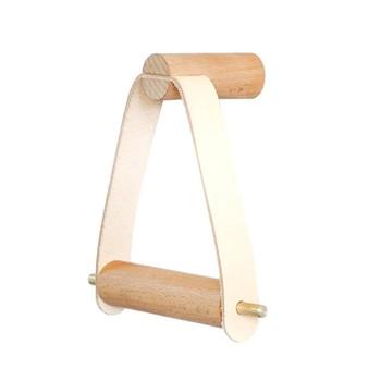 Wieszak na ręczniki papierowe kreatywne drewniane pudełko na chusteczki proste toaleta wc zawieszka wieszak szafka półka wisząca tanie i dobre opinie ISHOWTIENDA ELECTRICAL Połączenie CN (pochodzenie) Zestaw narzędzi gospodarstwa domowego