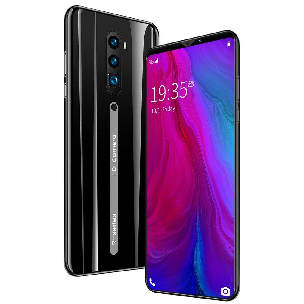 3G Smartphone 5.8 Inch Full Screen Android Hd Screen Smartphone Fingerprint Unlock Machine 4+64G Flash Memory